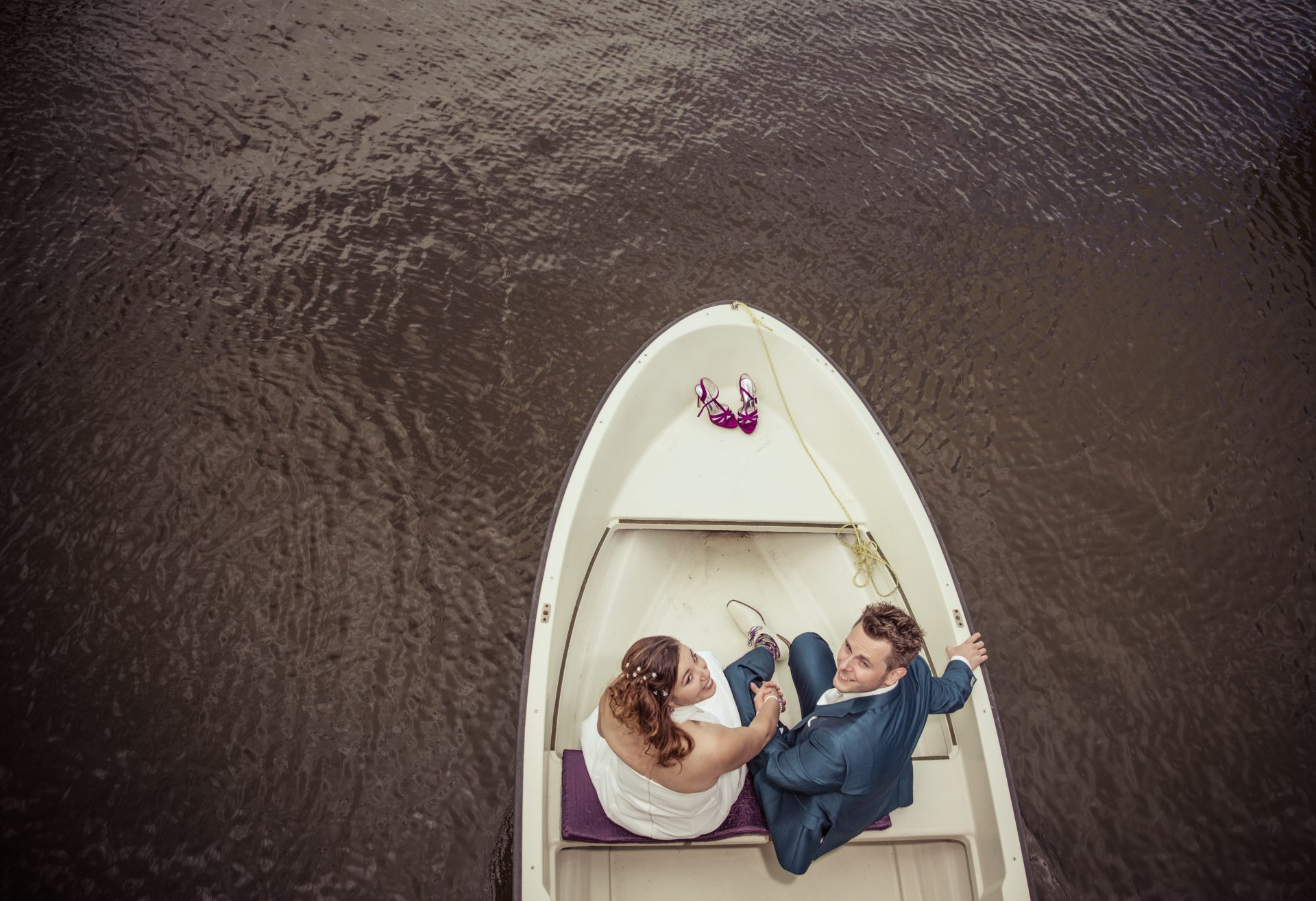 Trouwen bij Garnwerd aan Zee ©Kleij & Vermist Fotografie