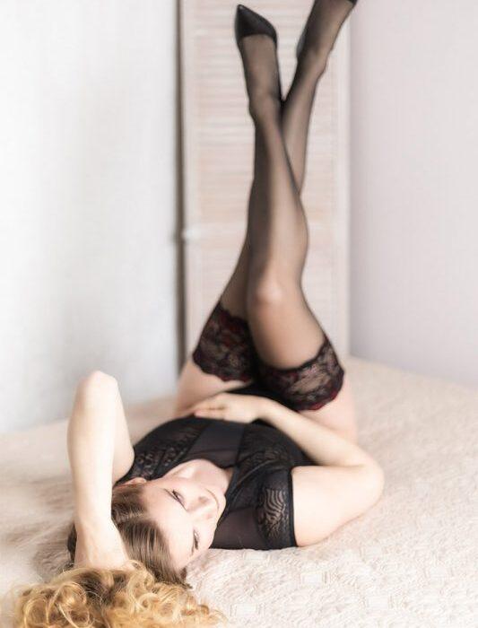 Boudoirfotografie, boudoirshoot, lingerieshoot, lange benen