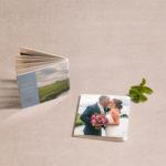 mini fotoalbum om cadeau te geven