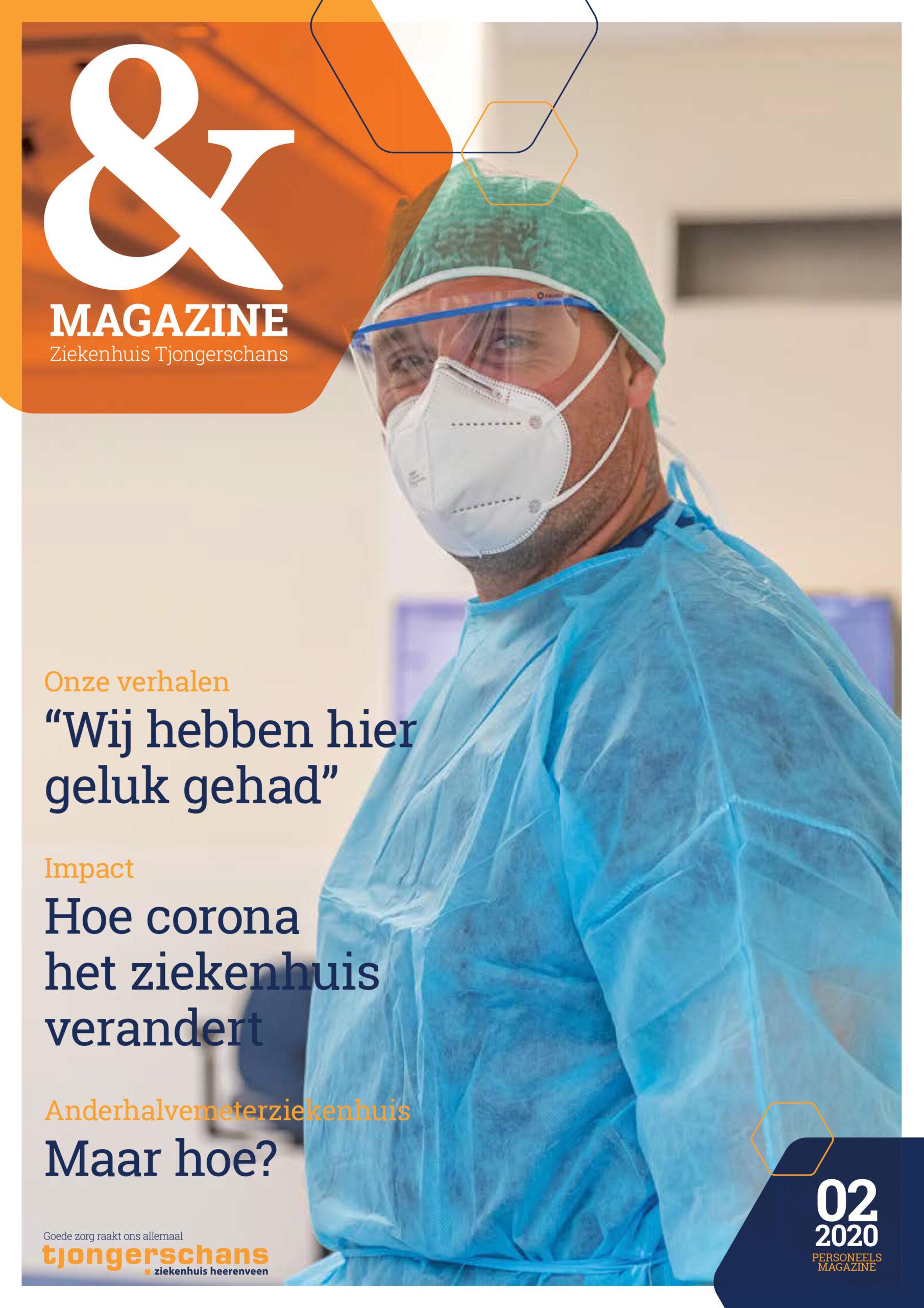 Editorial fotografie voor magazine-Tjongerschans-voorpagina-Kleijenco-