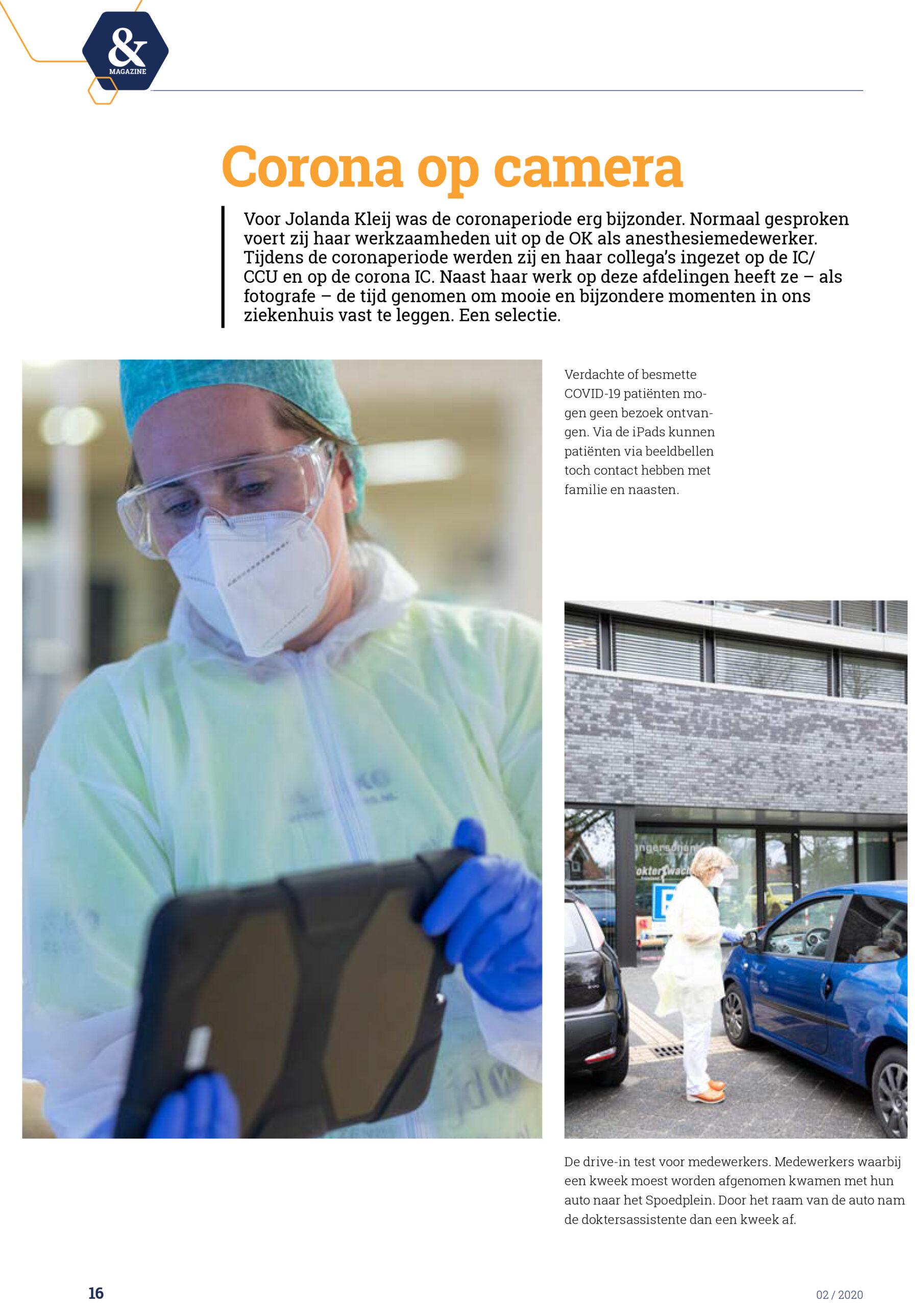Editorial fotografie voor magazine-Tjongerschans-Kleijenco-